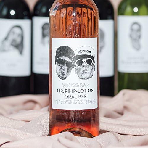 Oral Bee, Mr. Pimp-Lotion & Vin og Rap
