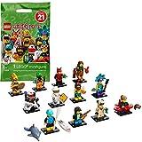 LEGO Minifigures Serie 21, Giocattolo da Collezione per Bambini 5+ Anni, 1 Pezzo in Ogni Confezione, 71029