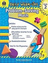 Daily Warm-Ups: Problem Solving Math Grade 2: Problem Solving Math Grade 2 (Daily Warm-Ups: Word Problems)
