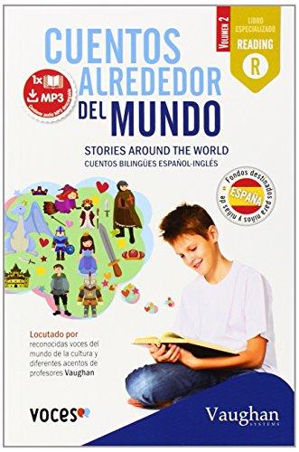 Cuentos Alrededor del mundo 2: Proyecto: España (Cuentos