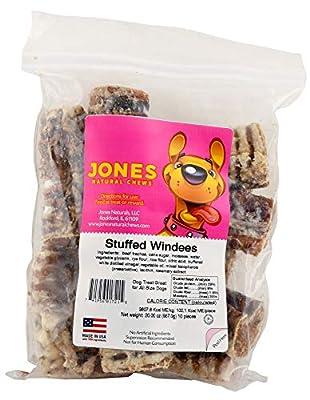 Jones 10-Pack Chick N Rice Stuffed Windees
