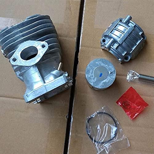 Pieza de repuesto para kit de cilindro MC con cubierta de 41 mm para motosierra ECHO CS-4200 CS4200 CS4000 CS4100 18 'Anillos de pistón para motosierra Reemplazo de pinza de pasador