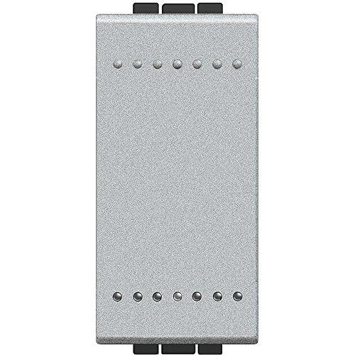 BTicino SNT4001NF Livinglight Tech Interruttore, 1P, 16 A, 1 m