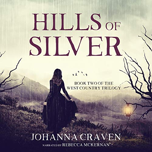 Hills of Silver audiobook cover art