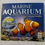 2005 Marine Aquarium 2.0 -Screensaver- A Virtual Undersea Paradise 26 different fish and Bonus Sharks for windows 98SE & Macintosh Mac OS