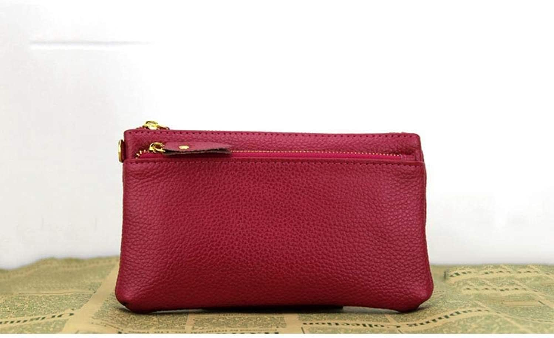 Girls Purse Women's Wallet PU Leather Lady Bag Multifunction Mobile Phone Bag