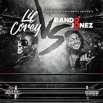 Lil Corey vs Bando Jonez