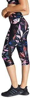 Rockwear Activewear Women's Winter Bloom 3/4 Pocket Tight Winter Bloom 14 from Size 4-18 for Bottoms Leggings + Yoga Pants...