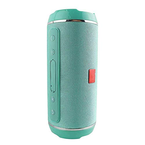 New High Power 40w Wireless Bluetooth Speaker Waterproof Stereo Bass Portable Outdoor Column Music P...