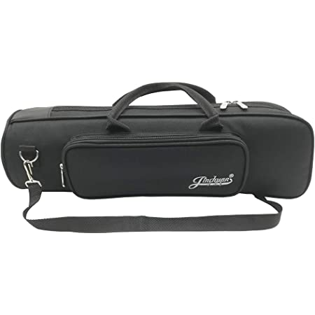 DUENEW Trumpet Gig Bag Case Lightweight Soft Padded with Strap
