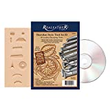 Realeather II Sheridan Style Set with 10 Stamping, Pattern with Tool Guide, and Instructional DVD