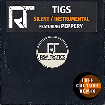 Silent (feat. Peppery)