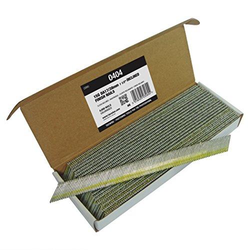 Tacwise 0404 Nägel Geneigt 15G/38mm (4.000 Stück pro Verpackung)