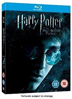 Harry Potter and the Half-Blood Prince [Blu-ray] [2009] [Region Free] (B002CYIQYE) | Amazon price tracker / tracking, Amazon price history charts, Amazon price watches, Amazon price drop alerts