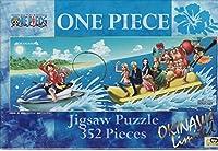 352ピース ジグソーパズル ワンピース エンジョイ!沖縄! No.OKN-352-02 【沖縄限定】 mini puzzle 352pcs. ONE PIECE ジグソーパズル