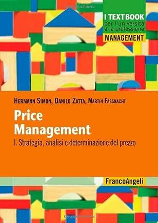 Price management: 1