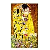 WENYOG Cuadro En Lienzo Pintura al óleo Abstracta en el Cartel de la impresión de Lienzo Fotos de la Pared de Arte Moderno para la Sala de Estar (Size (Inch) : 30x45 cm Unframed)
