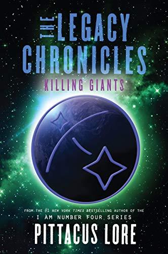 The Legacy Chronicles: Killing Giants (English Edition)
