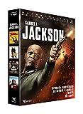 Coffret samuel l. jackson 4 films