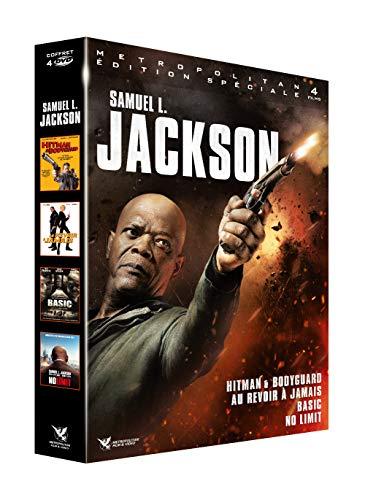 Samuel L. Jackson : Hitman & Bodyguard + No Limit + Basic + Au revoir à jamais [Francia] [DVD]