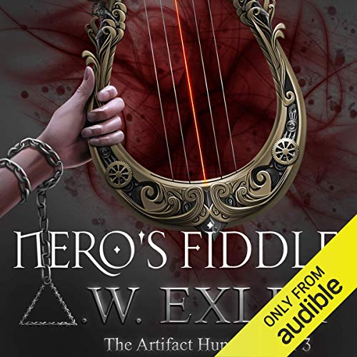 Couverture de Nero's Fiddle