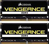 Corsair CMSX32GX4M2A3000C16 Vengeance SO-DDR4 3000MHz 32GB (2X 16GB) Arbeitsspeicher