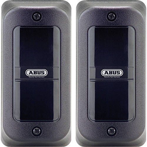 Abus LS1020 Infrared Lamp – Infrared Bulbs (Black, 12 – 24 V AC/DC,-20 – 60 °C)