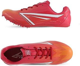 Unisex Mash Up Track und Langlaufschuh, professioneller Leichtathletik-Sneaker, hoher Sprung, Langsprung, Training, Spike...