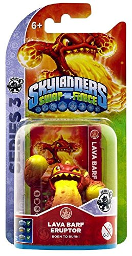 Skylanders Swap Force - Single Character - Series 3 - Lava Barf Eruptor