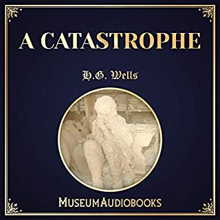 A Catastrophe audiobook cover art