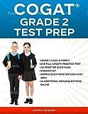 COGAT® GRADE 2 TEST PREP: Grade 2, Level 8, Form 7, One Full-Length Practice Test ,154 Practice Questions , Answer Key, Sample Questions for Each Test ... Questions Online. (Cogat Test Preparation)