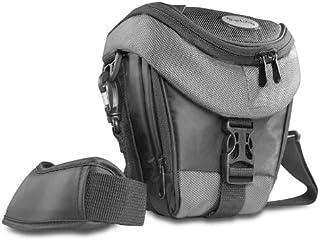 Mantona Premium Holster Bag for SLR Camera - Black/Grey