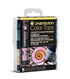 Chameleon Art Products - 5 Color Tops; Puntas de mezcla Chameleon; Tonos Pastel...