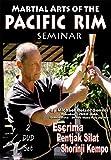 Martial Arts of the Pacific Rim (2 DVD set) by Michael Bilzer Sensei