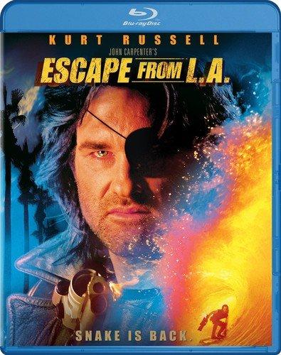 John Carpenter'S Escape From L.A. [Edizione: Stati Uniti] [Blu-ray]