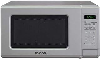Daewoo Horno de Microondas Daewoo KOR-661S 0.7p3, Plata