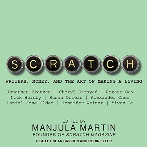 Scratch audiobook cover art