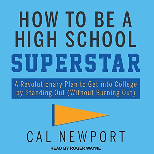 How to Be a High School Superstar cover art