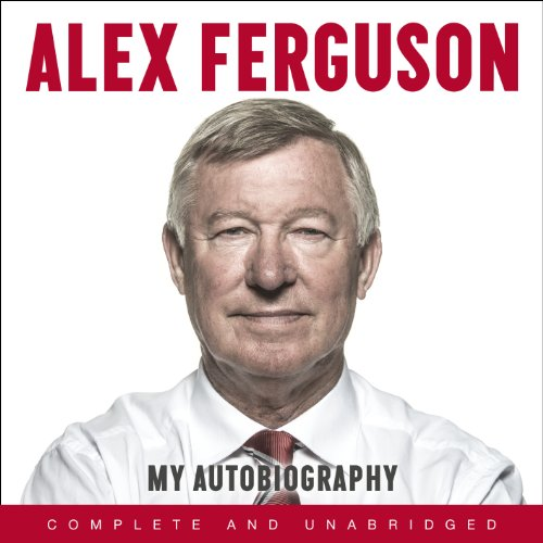 Alex Ferguson cover art