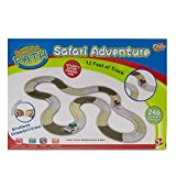 Bend-A Path Safari Adventure 12 Feet of Track - 246 pc of Track
