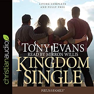 Kingdom Single audiobook cover art