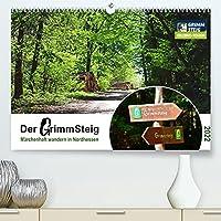 Der Grimmsteig (Premium, hochwertiger DIN A2 Wandkalender 2022, Kunstdruck in Hochglanz): Wandern in Hessen, einfach maerchenhaft. (Monatskalender, 14 Seiten )