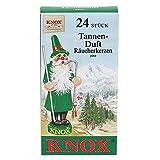 Knox Räucherkerzen - Tanne