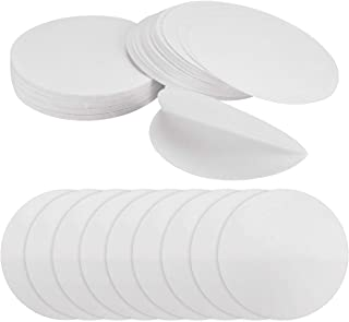 UPlama 200PCS Qualitative Filter Paper Circles,Lab Supply Ashless Quantitative Filter Paper,94mm Diameter Cellulose Filter...
