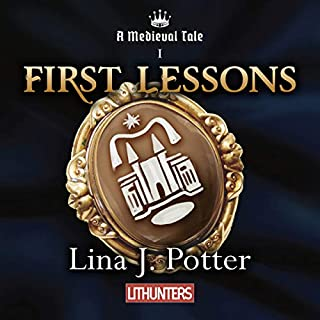First Lessons audiobook cover art