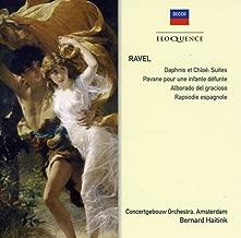 Ravel: Daphnis et Chloé Suites / Pavane pour une infante défunte / Alborado del gracioso / Rapsodie espagnole
