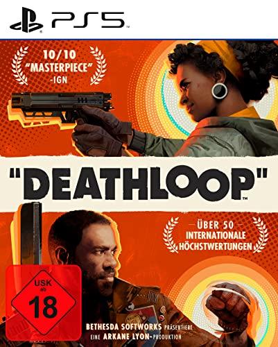 DEATHLOOP | Standard + Metal Plate Edition (exklusiv bei Amazon.de) | [PlayStation 5]