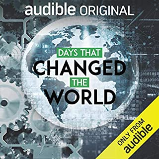 Days that Changed the World audiobook cover art