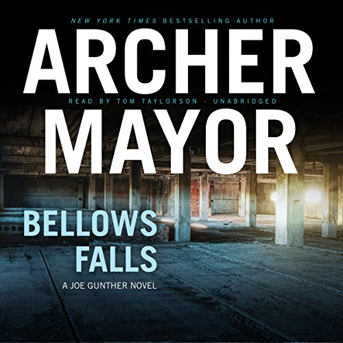 Bellows Falls audiobook cover art
