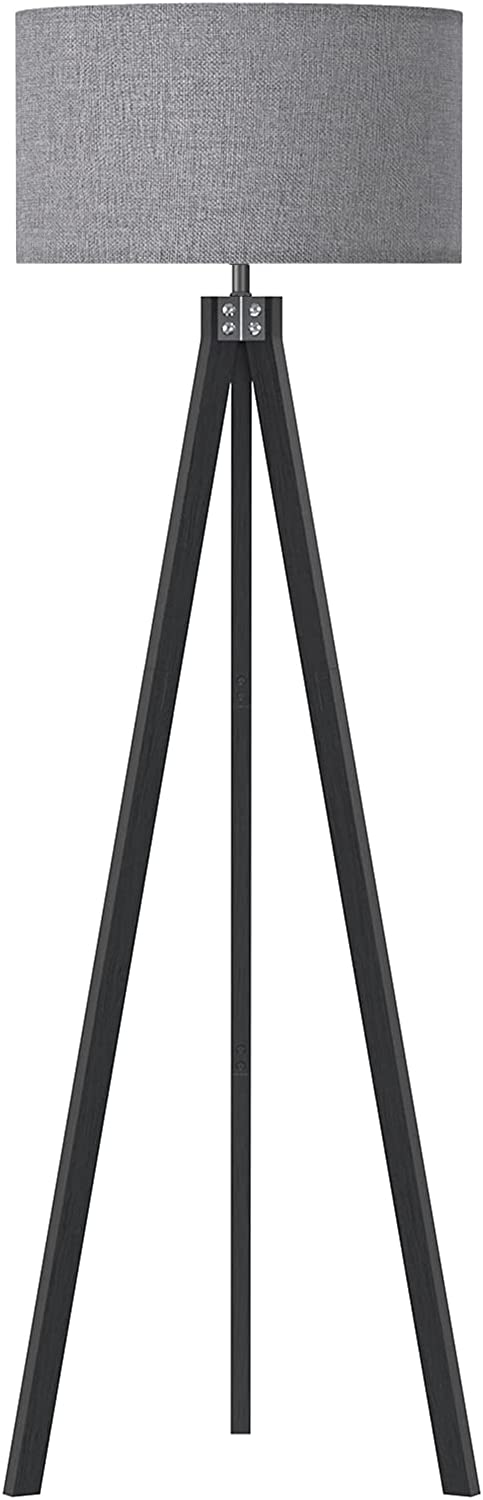 Inventory cleanup selling sale LEPOWER Tripod Floor Lamp Modern Outlet ☆ Free Shipping Standing Lamps Wo Mid Century